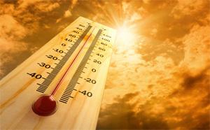 munkavégzés - hőség